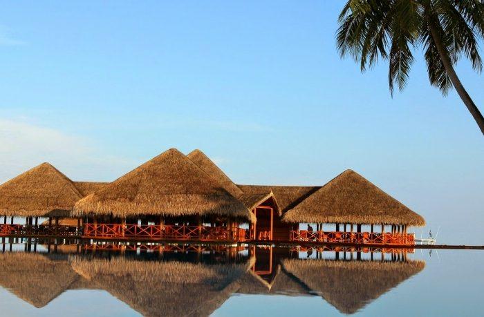 Maldivler Constance Moofushi Island Resort