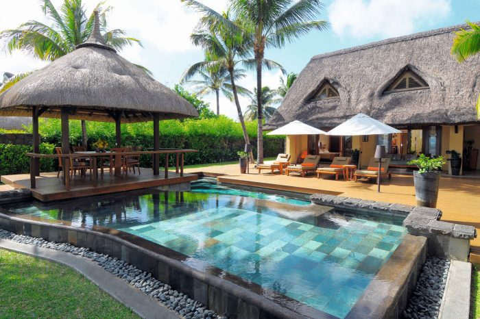 Mauritius Constance Belle Mare Plage Resort